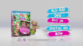 Barbie & Her Sisters in a Puppy Chase Home Entertainment TV Spot - Thumbnail 7