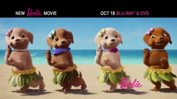 Barbie & Her Sisters in a Puppy Chase Home Entertainment TV Spot