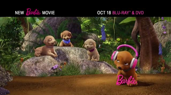 Barbie & Her Sisters in a Puppy Chase Home Entertainment TV Spot - Thumbnail 5