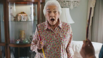 Slim Jim TV Spot, 'Grandma' - Thumbnail 4