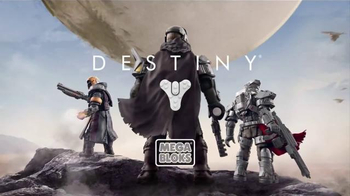 Mega Bloks Destiny TV Spot, 'Build Your Legend'