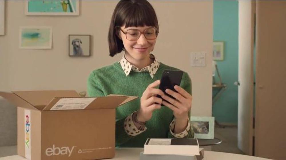 eBay TV Commercial, 'Meet Emma: Phones'