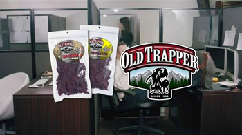 Old Trapper TV Spot, 'Cheesy Fingers' - Thumbnail 1