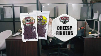 Old Trapper TV Spot, 'Cheesy Fingers' - Thumbnail 2