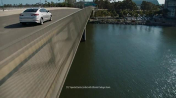 2017 Hyundai Elantra TV Spot, 'NFL Sponsorship: Fishing Trip' - Thumbnail 5