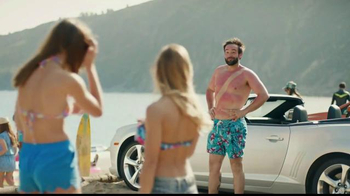 TireRack.com TV Spot, 'The Sunburn'