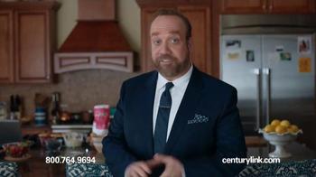 CenturyLink TV Spot, 'Family of Four' Featuring Paul Giamatti - Thumbnail 1