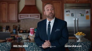 CenturyLink TV Spot, \'Family of Four\' Featuring Paul Giamatti