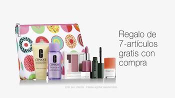 Clinique Superbalanced Silk Makeup TV Spot, 'Equilibrio: regalo' [Spanish]