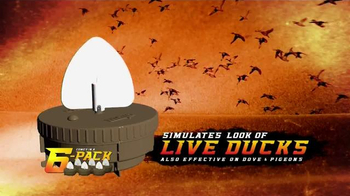 Mojo Outdoors Flock A Flickers TV Spot, 'Giving You the Edge'