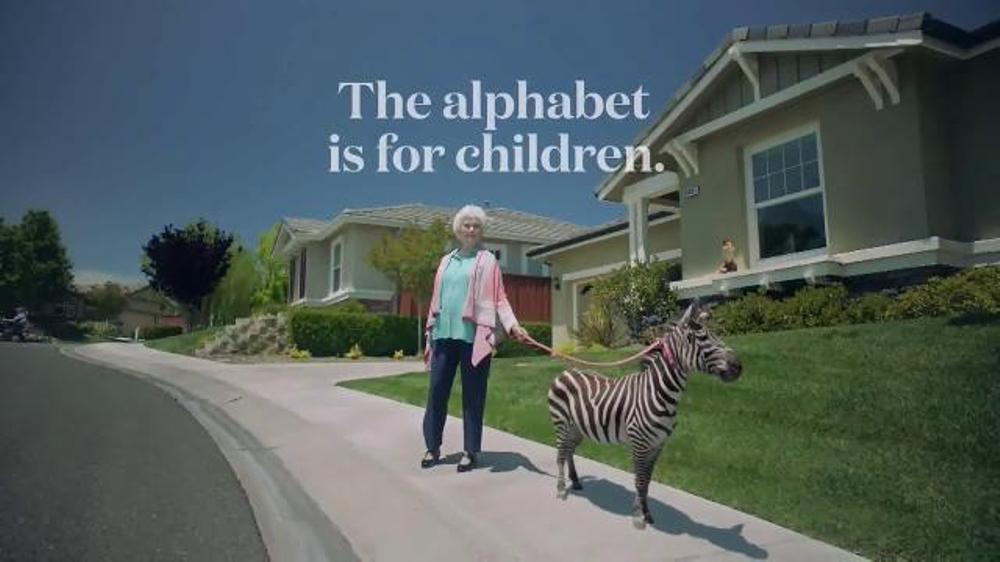 SafeAuto TV Commercial, 'Terrible Quotes: Alphabet'