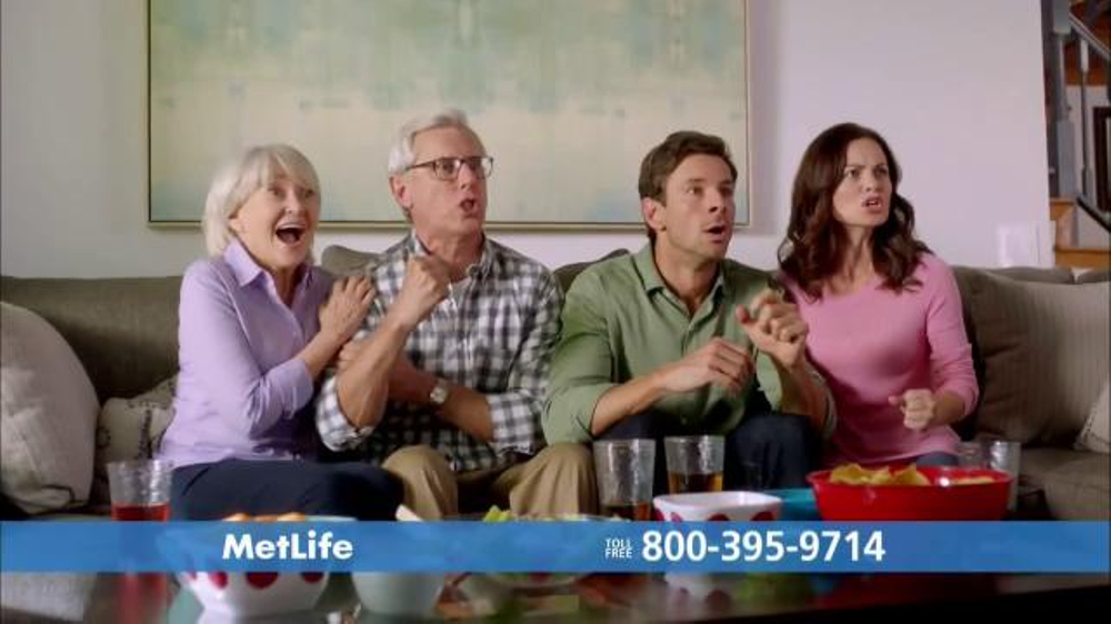 MetLife TV Commercial, 'Three Families'