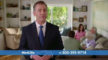 MetLife TV Spot, 'Three Families' - Thumbnail 2
