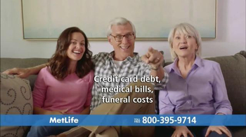 MetLife TV Spot, 'Three Families' - Thumbnail 3