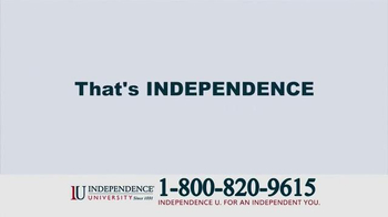 Independence University TV Spot, 'Learn Online' - Thumbnail 6