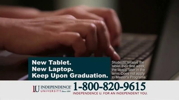 Independence University TV Spot, 'Learn Online' - Thumbnail 8