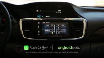 2017 Honda Accord TV Spot, 'Western Washington: Fast Lane' - Thumbnail 5