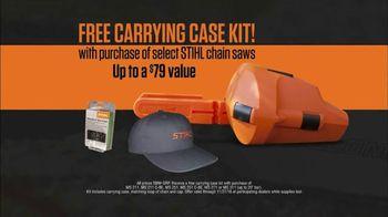 STIHL Carrying Case Kit TV Spot, 'Trust' - 5 commercial airings