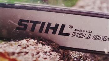 STIHL Carrying Case Kit TV Spot, 'Trust' - Thumbnail 4