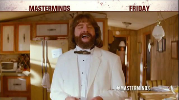 Masterminds - Alternate Trailer 23