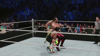WWE 2K17 TV Spot, 'Who's Next?' Song by Sean