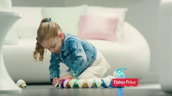 Fisher Price Think & Learn Code-a-Pillar TV Spot, 'Zig and Zag'