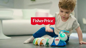 Fisher Price Think & Learn Code-a-Pillar TV Spot, 'Zig and Zag' - Thumbnail 10