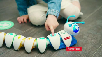 Fisher Price Think & Learn Code-a-Pillar TV Spot, 'Zig and Zag' - Thumbnail 2