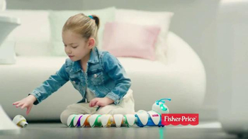 Fisher Price Think & Learn Code-a-Pillar TV Spot, 'Zig and Zag' - Thumbnail 4