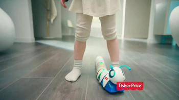 Fisher Price Think & Learn Code-a-Pillar TV Spot, 'Zig and Zag' - Thumbnail 6