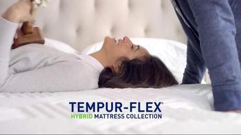 Tempur-Flex TV Spot, 'Spring and Bounce' - Thumbnail 1