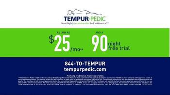 Tempur-Flex TV Spot, 'Spring and Bounce' - Thumbnail 5
