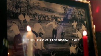 Rutgers University 250th Anniversary TV Spot, 'Candles'