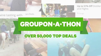 Groupon-A-Thon TV Spot, 'Have-Dones' - Thumbnail 4