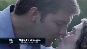 USAA TV Spot, 'Member Voices: NFL's Alejandro Villanueva' - Thumbnail 3