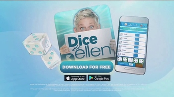 Dice With Ellen TV Spot, 'Wanna Play?' - Thumbnail 9