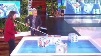 Dice With Ellen TV Spot, 'Wanna Play?' - Thumbnail 8