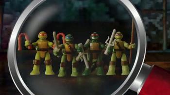 Teenage Mutant Ninja Turtles Micro Mutants TV Spot, 'Leo Pet Playset' - Thumbnail 2