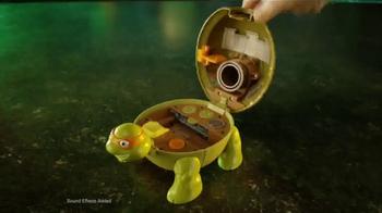 Teenage Mutant Ninja Turtles Micro Mutants TV Spot, 'Leo Pet Playset' - Thumbnail 4