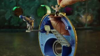 Teenage Mutant Ninja Turtles Micro Mutants TV Spot, 'Leo Pet Playset' - Thumbnail 6