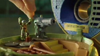 Teenage Mutant Ninja Turtles Micro Mutants TV Spot, 'Leo Pet Playset' - Thumbnail 7