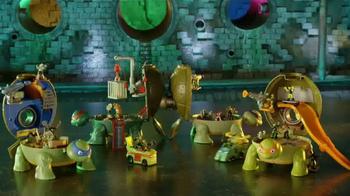 Teenage Mutant Ninja Turtles Micro Mutants TV Spot, 'Leo Pet Playset' - Thumbnail 9