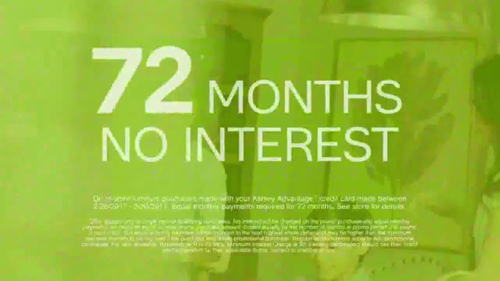 Ashley Homestore 72nd Anniversary Sale Tv Commercial Dining Sets Ispot Tv