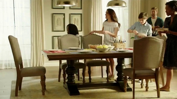 Ashley HomeStore 72nd Anniversary Sale TV Spot, 'Dining Sets' - Thumbnail 1
