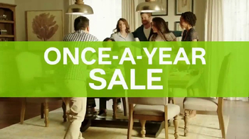 Ashley HomeStore 72nd Anniversary Sale TV Spot, 'Dining Sets' - Thumbnail 7