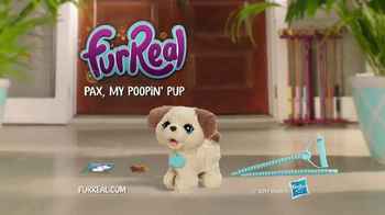 FurReal Friends Pax My Poopin' Pup TV Spot, 'Cute Poop to the Max!' - Thumbnail 5