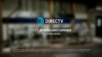 DIRECTV Genie TV Spot, 'Food Network: Elevate' Featuring Ted Allen - Thumbnail 6