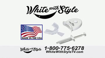 White With Style TV Spot, 'Best Impression' - Thumbnail 6