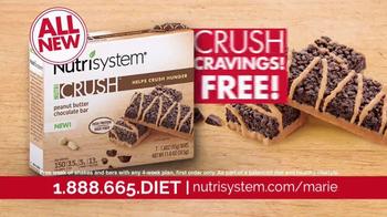 Nutrisystem Lean13 TV Spot, 'First Step' Feat. Marie Osmond, Dan Marino - Thumbnail 5
