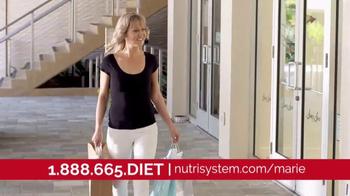 Nutrisystem Lean13 TV Spot, 'First Step' Feat. Marie Osmond, Dan Marino - Thumbnail 7